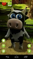 Screenshot of Talking Katy Cow
