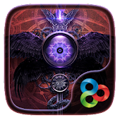 Steampunk GO Launcher Theme