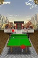 Screenshot of Zen Table Tennis