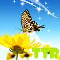 live wallpapers butterfly icon