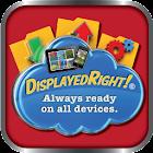 DisplayedRight Field Service icon