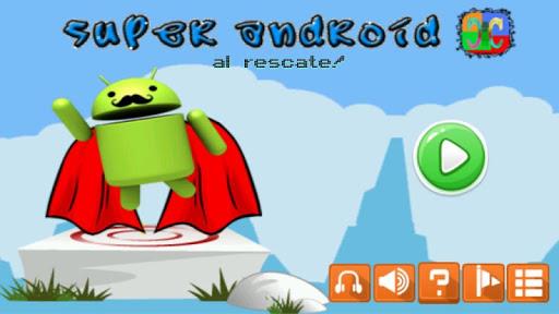 Super Android al Rescate
