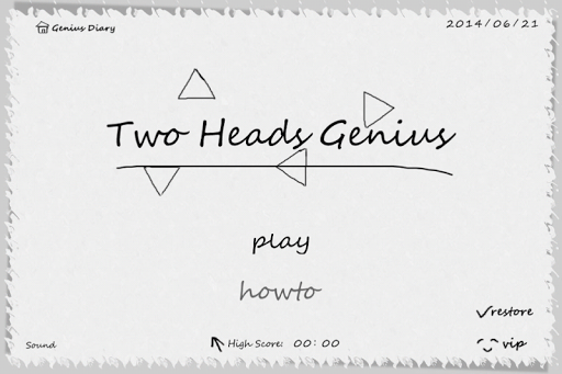 Two Heads Genius