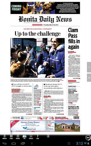 Naples Daily News e-newspaper