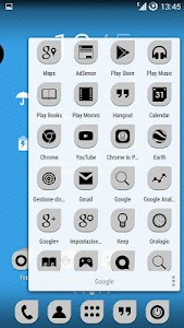Silhouette Icon Pack v1.0