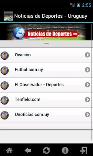 Noticias de Deportes - Uruguay