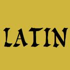 Latin Quiz & Dictionary icon