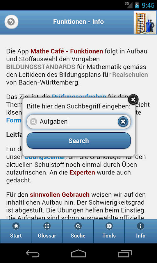 Mathe Café Funktionen - Android Apps on Google Play