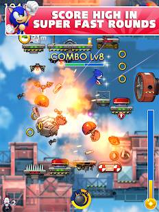 Sonic Jump Fever Screenshot 15
