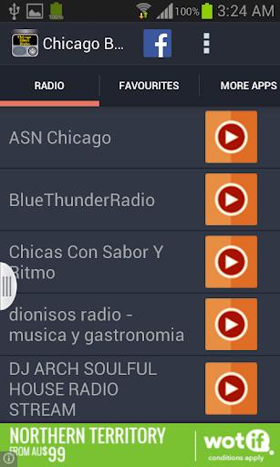 Chicago Blues Radio