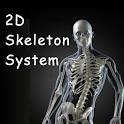 3D Skeletal System logo