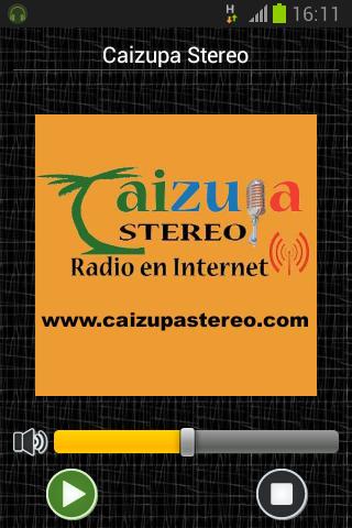Caizupa Stereo