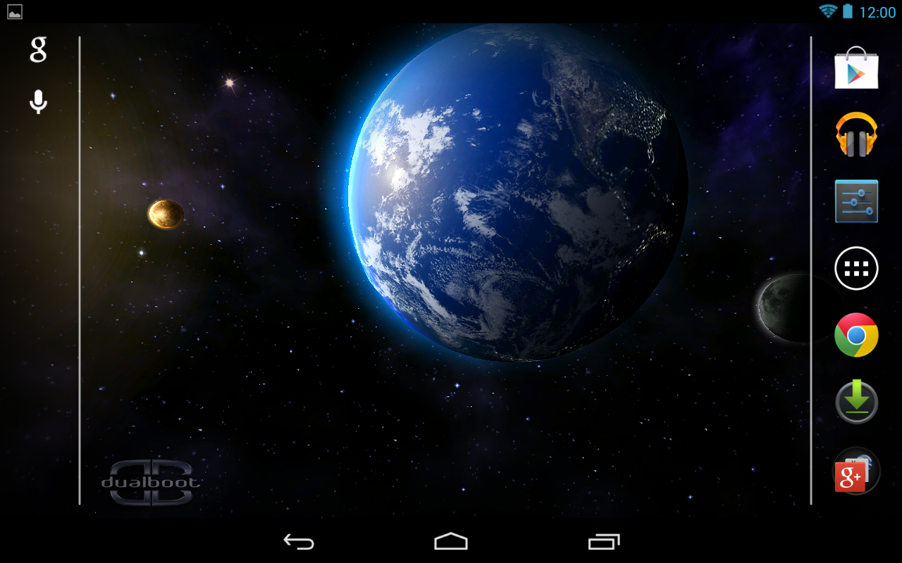 Space HD - screenshot