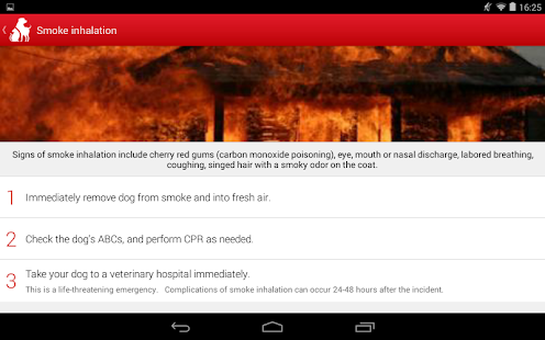 Pet First Aid - Red Cross Screenshot 20