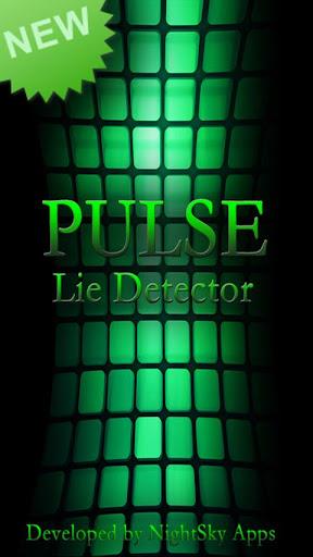 Pulse Lie Detector REAL v1.0