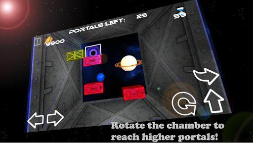 Portal Chamber: Roguelike