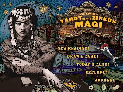 Tarot of the Zirkus Mägi- screenshot thumbnail