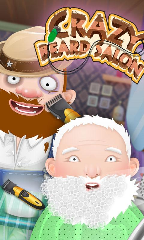 Christmas Beard Salon - screenshot