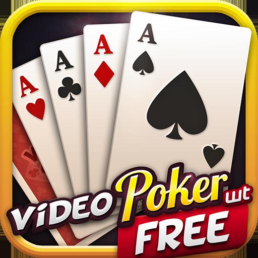 Video Poker World Tour LOGO-APP點子