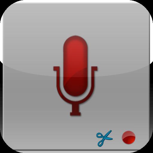 語音記錄器和切割機 音樂 App LOGO-硬是要APP