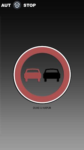Testi i autoshkolles AutoStop