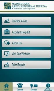 Mains Law app by Mains, Clark- screenshot thumbnail