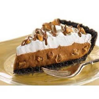 Candy Crunch Pudding Pie.