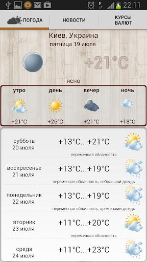Инфо Украина: Погода Новости
