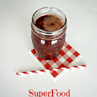Super Food Super Smoothie.