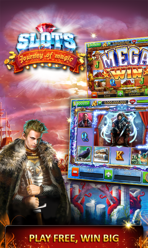 Slots Journey Of Magic