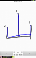 Screenshot of 한자 공부 - 급수 한자 따라 쓰기(8급부터 특급까지)