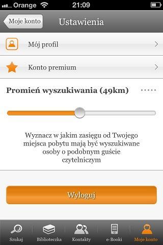 Lubimy Czytać - screenshot