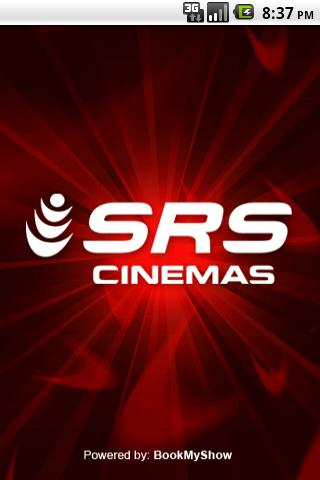 SRS Cinemas - screenshot