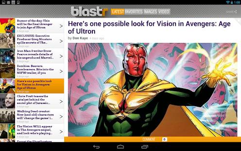 Blastr- screenshot thumbnail