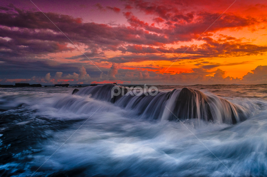 by Imam Barnadi - Landscapes Waterscapes