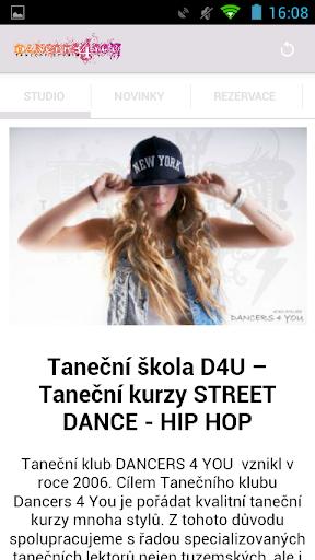 DANCERS 4 U