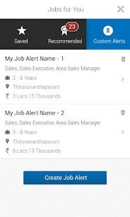Naukri.com Job Search- screenshot thumbnail