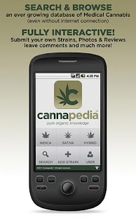 Cannapedia™ - screenshot thumbnail