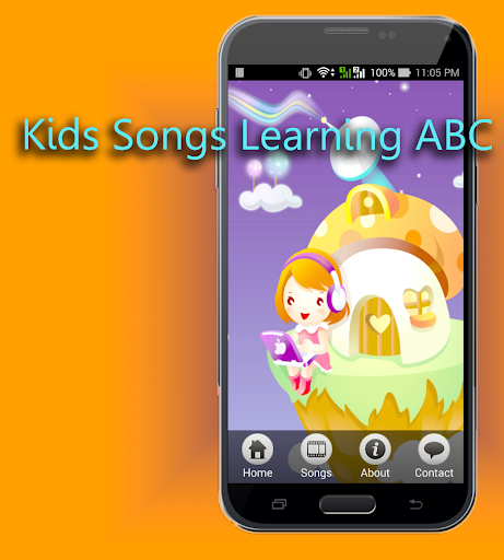 Kids Songs Learning ABC Song