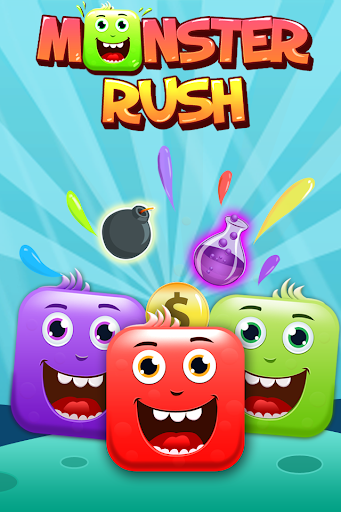 Monster Rush: match - 3