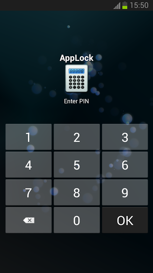 AppLock Pro - screenshot