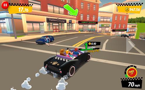 Crazy Taxi™ City Rush Screenshot 39