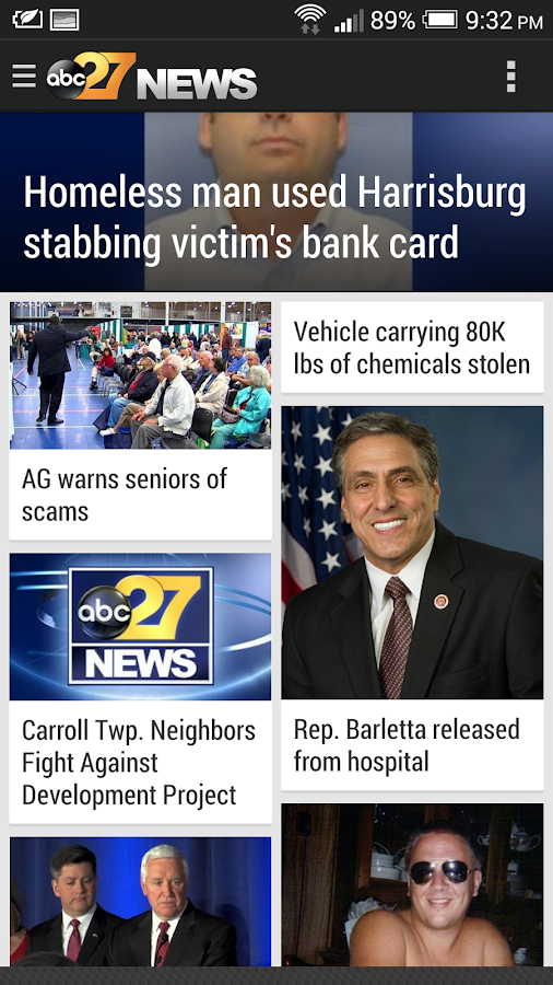 ABC27 News - screenshot