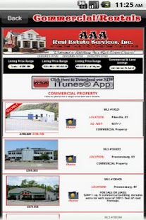 AAA Real Estate Services - screenshot thumbnail