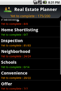 Real Estate Planner - screenshot thumbnail