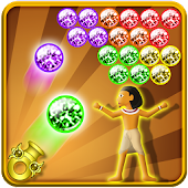 Pharaon Bubbles Shooter