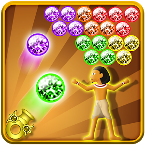 Pharaon Bubbles Shooter for PC and MAC