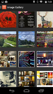 First Friday Art Trail- screenshot thumbnail