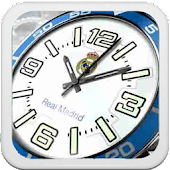 Real Madrid Reloj