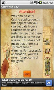 How to install Smart roulette FREE (Odds) lastet apk for pc